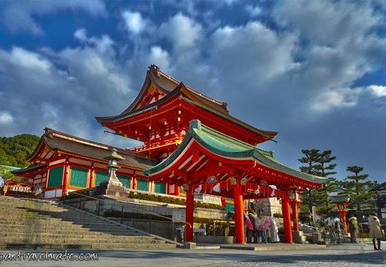 The Beautiness of Fushimi Inari Taisha In Japan