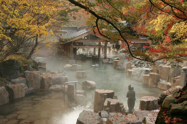Di Gunma's Onsen That Are Similar to the Spirited Away Movie