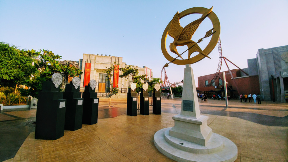 Hunger Games Park, The First Hunger Games Theme Park In The World