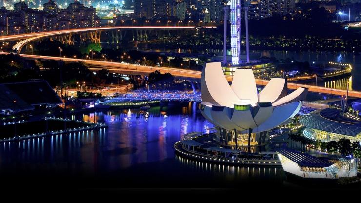 Art Science Museum Singapor - When Art Meet Technology