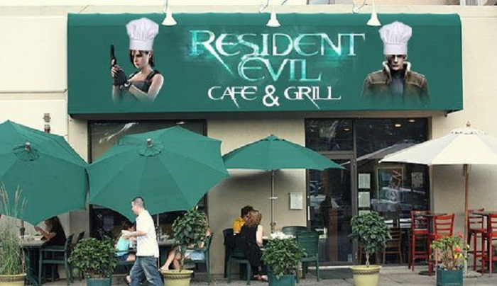 Resident Evil Lover Will Love This Place !
