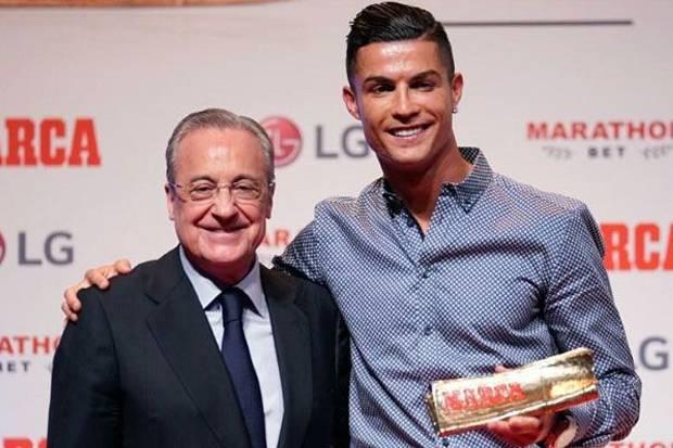 Ronaldo Ambisius Untuk Dapatkan Ballon D'Or ke-6